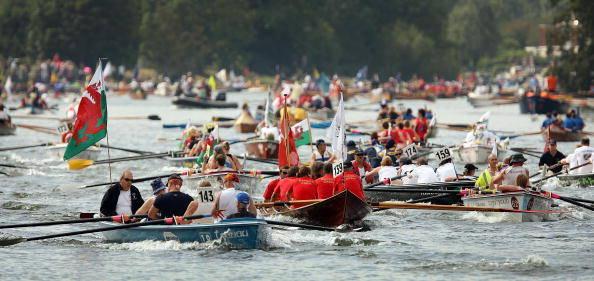 какие есть гонки на лодках
